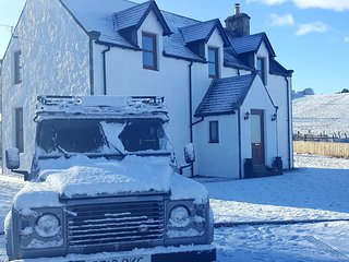 Family Friendly House near Aviemore with breath taking views. Sleeps 10, Kingussie