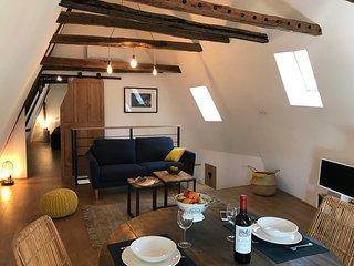 Appartement de caractère avec clim et wifi, Sarlat-la-Caneda
