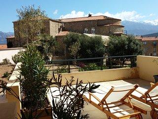 Corse location de vacances à Calvi - Studio cabine de 1 à 4 personnes
