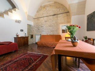Luxury grande appartamento con terrazza nel centro di Lecce
