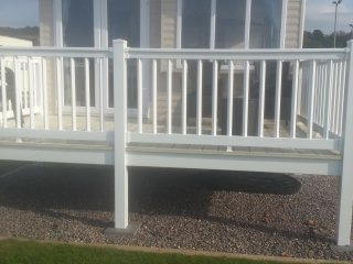 Luxury Platinum Static Caravan, Watchet