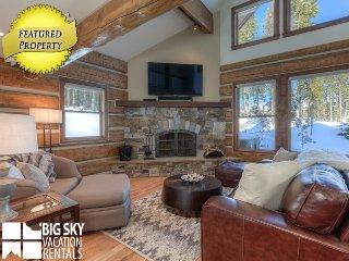 Big Sky Resort | Powder Ridge Cabin 15 Oglala