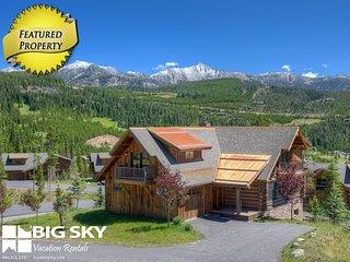 Big Sky Resort | Powder Ridge Cabin 13 Manitou