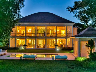 Architectural Masterpiece with amazing Golf Views
