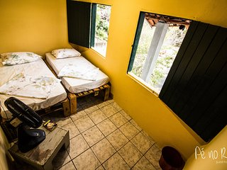 Private Room (02 Beds) - Pé no Rio Guesthouse - Chapada Diamantina / Brazil