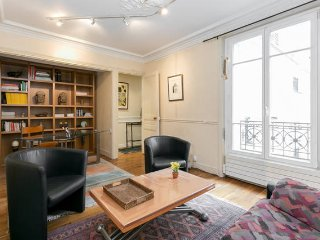 Grand appartement luxueux à Montparnasse