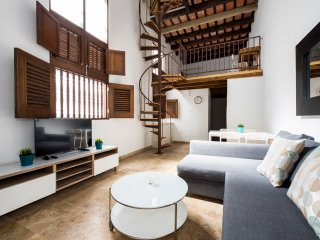 2BR Penthouse Loft in Old San Juan (3C)