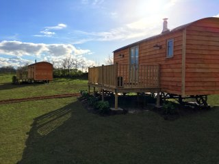 Peak View Shepherd Huts