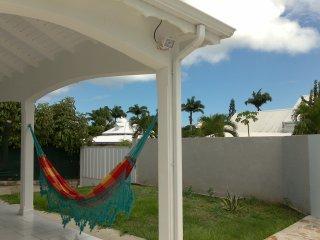 Petite villa creole en toute simplicite &  intimite