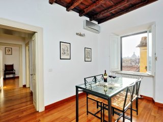 Amazing 55mq with views of the Pantheon, Rome