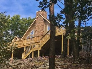 Boulderview Lodge, Lake Harmony's Newest, Most Luxurious Home