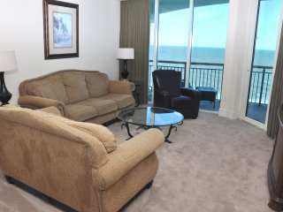 Mar Vista Grande--Oceanfront 3 BR/ 3 Bath Luxury Penthouse Condo #1507, North Myrtle Beach