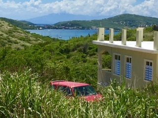SUNSET STUDIO on Tropical Organic Farm, Culebra