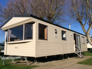 2 Bedroom Static Caravan, Weymouth