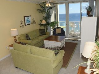Beautiful Gulf Views from this Two Bedroom Condo! Priavte Balcony!