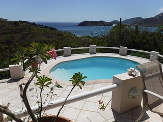 Merlin House, 2 Bed, 2 Bath, Pool, A/C, Pigeon Beach Area, Additional Apartment., English Harbour