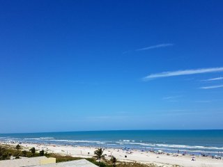 Stay in the best location in Cocoa Beach,Sandcastles New Listing!