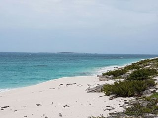 Sea View Salt Cay Turks and Caicos Islands