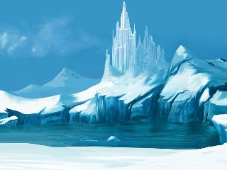 Loring Ice Castle - Do Not Book