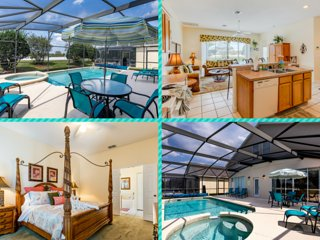 Morning Star Villa - Tropical Retreat near Disney!, Clermont