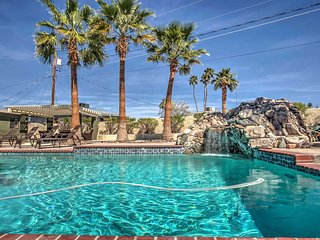 NEW! 3BR Lake Havasu Home w/Private Pool & Sauna!