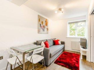 A Quiet Mews Apartment in Islington