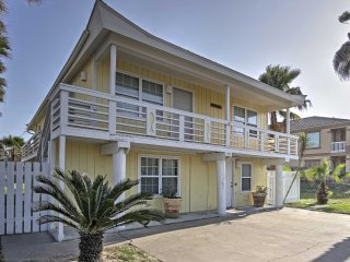 NEW! 2BR South Padre Island Home Next to Gulf!