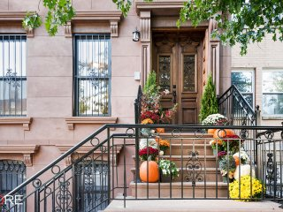 Beautiful 2BR garden apartment in Brooklyn brownstone - 20 minutes to Manhattan