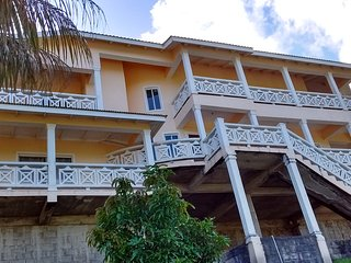 Beautiful Caribbean Mansion, Kingstown