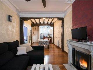 Apartamento exclusivo en el centro del Casco Viejo de Bilbao
