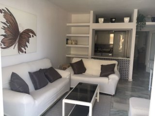 New apartment in the beach
