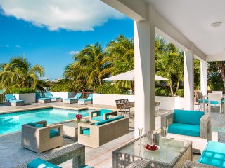 Villa Vieux Caribe, Sleeps 14
