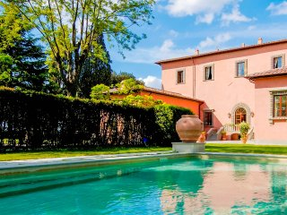 Villa Machiavelli, Sleeps 20