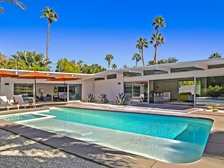 Orange Crush, Sleeps 4, Palm Springs