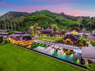 Ani Villas Thailand, Sleeps 16