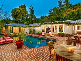 Sanctuary in the Hills, Sleeps 8, Beverly Hills