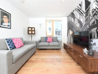6E Northern Quarter, 2 bed,slps 6