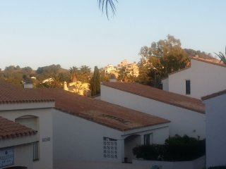 """Rosas"" 14 - 2 bed apartment , block 4, Bellaluz; La Manga Club Resort"