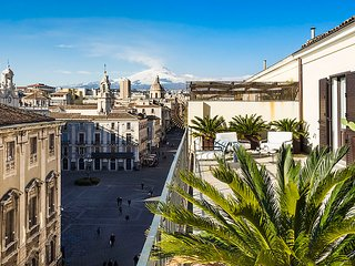 Penthouse Duomo, Sicily