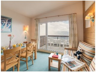 """Apartamento T2 """"le Pedrou"""", centrico, muy bien, tranquilo y vistas excepcionales"""