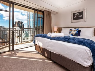 Auckland Serviced Apartment 9th Floor Metropolis With City & Harbour Views