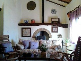 Casa de pueblo con encanto en pueblo de interior cerca de Gandía