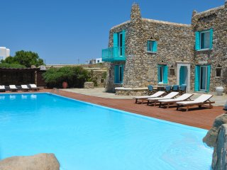 6 Bedroomed Traditional Stone Villa with Private Pool In Mykonos,Greece-242, Mykonos Town