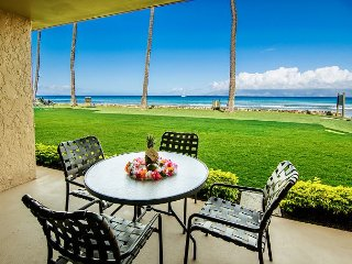 ***Beautifully newly renovated 1 bedroom oceanfront unit***