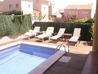 Cambrils Vilafortuny adosado con piscina privada