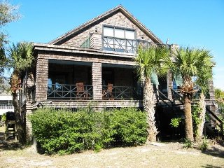1 Shirley Road - A Truly Original Home on Tybee Island - Panoramic View of the Atlantic Ocean - FREE Wi-Fi