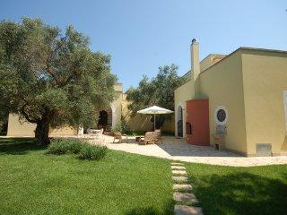 Appartamento Nociara con piscina a Gallipoli