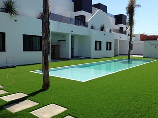 LUXURY 2 BED PENTHOUSE APARTMENT, PRIME LOCATION, ONLY 700 METRES FROM THE BEACH, San Pedro del Pinatar