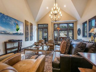 Luxury Park City Vacation Chateau
