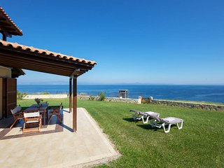 Seafront Pool Villa - Panoramic View, Afitos